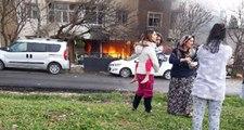 Son Dakika! Büyükçekmece'de Bir Binada Korkunç Patlama: Yaralılar Var