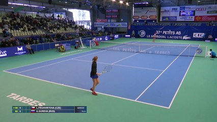 Fruhvirtova vs Gureva - Les Petits As  2019 - Centre Court