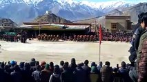 Republic Day IN Ladakh in the Himalayas!