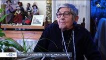 Shoah : Ginette Kolinka, une des dernières survivantes des camps de la mort, témoigne