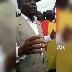 Manifestations au Cameroun : Présent dans les rues, Maurice Kamto appelle les camerounais à sortir