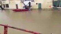 Cezayir'de Sel Felaketi: 5 Ölü