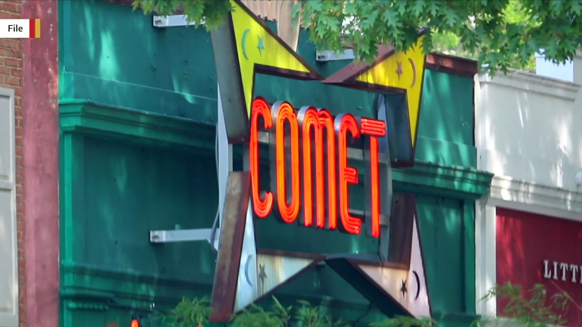 Authorities Investigate Suspected Arson At 'Pizzagate' Restaurant Comet Ping Pong