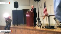 At Town Hall, Steve King Defends Himself Over Allegations Of Racist Remarks