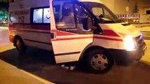 Adana'da yol verme kavgası: 1 yaralı