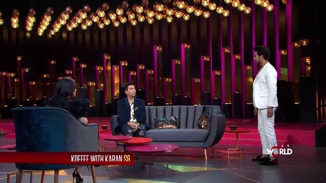 Koffee With Karan teaser: Rajkummar Rao and Bhumi Padnekar