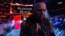 NXT TakeOver: Phoenix: Tommaso Ciampa vs Aleister Black - NXT Championship