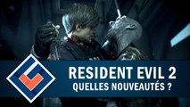 RESIDENT EVIL 2 : Quelles nouveautés dans ce Remake ?   GAMEPLAY FR