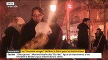 EN DIRECT - Manifestation des foulards rouges, cet après-midi, pour protester contre la violence des Gilets Jaunes