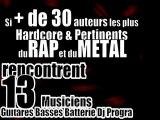 Teaser - La Lutte des Clashs - 100% Rap Metal