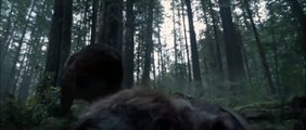 Bear attack scene from THE REVENANT - Leonardo DiCaprio