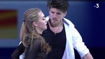 Minsk 2019 – Le Gala. Les Russes Alexandra Stepanova et Ivan Bukin,