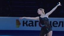 Minsk 2019 – Le Gala. La Française Laurine Lecavelier