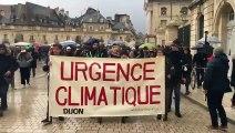 Ils marchent pour le climat à Dijon