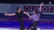Minsk 2019 – Le Gala. Les Italiens Charlene Guignard et Marco Fabbri