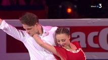 Minsk 2019 – Le Gala. Les Russes Aleksandra Boikova et Dmitri Kozlovskii