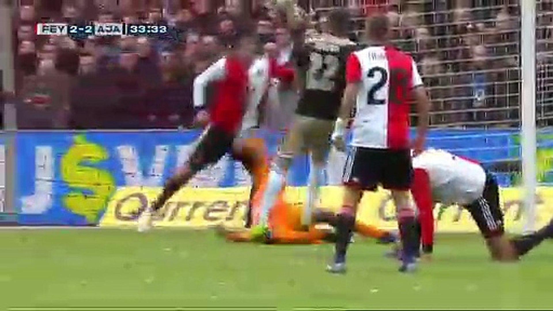 Feyenoord vs Ajax 6-2 All Goals & Highlights 27/01/2019 Eredivisie