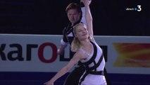 Minsk 2019 – Le Gala. Les Russes Evgenia Tarasova et Vladimir Morozov
