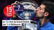 Djokovic reçu 7 sur 7 - Tennis - Open d'Australie