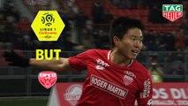 But Changhoon KWON (24ème) / Dijon FCO - AS Monaco - (2-0) - (DFCO-ASM) / 2018-19