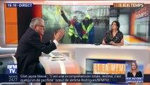 """Gilets jaunes: """"Ce mouvement a rendu visible des invisibles"""", Olivier Duhamel"""
