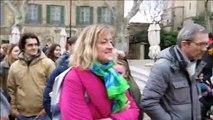 Avignon : plus de 1500 personnes à la marche pour le climat