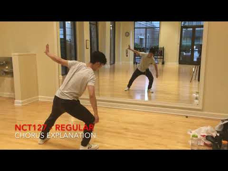 [ECLIPSE] NCT 127 엔시티 127 - Regular Full Dance Tutorial