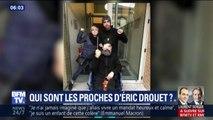 """Ils se surnomment """"la famille""""... qui sont les proches d'Éric Drouet ?"""