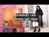 Pinkest Cafe, Korean Nail Salon, Google Korea, Daelim Warehouse Cafe | DTV #9