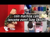 Coin Machine Themed Cafe, Lancome Event (saw SNSD Tiffany!), First Jordan Store in Korea   DTV #37