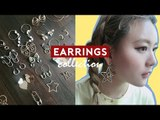Our Favorite Earrings Collection + Try On 2018 | Q2HAN