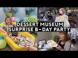 Manila Dessert Museum, Meeting KAMP & Qtees from Twitter, Marriott Dining & Spa | DTV #113
