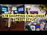 $20 Shopping Challenge: Qjin's Street Style Outfits 2018 | Q2HAN