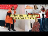 "Shopping In Korea: Gorpcore ""Ugly Pretty"" Outfits At MAXXIJ 