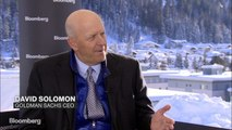 Bankers in Davos Give Their Thoughts on the Global Economy