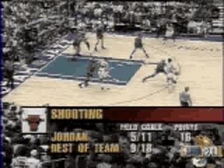 NBA BASKETBALL finals – Mickael JORDAN