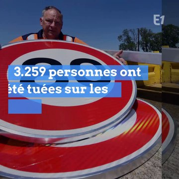 Mortalité sur les routes : les 80 km/h, ça marche ?