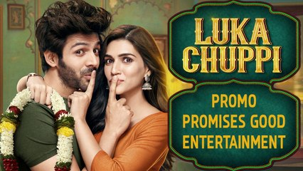 Luka Chuppi Promo Promises Good Entertainment | #TutejaTalks