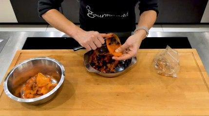 L'astuce parfaite pour peler des poivrons facilement