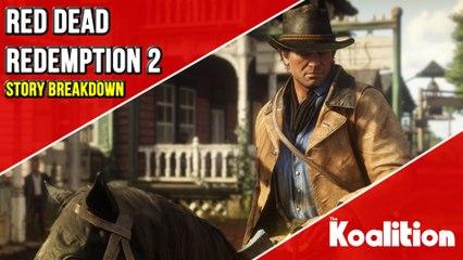 Red Dead Redemption 2 Story Breakdown (Spoiler Alert!)