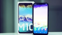Samsung Galaxy M10, M20: First look at Samsung's new budget smartphone series