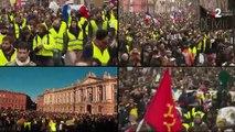 Haute-Garonne : Toulouse, terre de manifestations