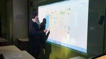 Les élèves de Michelet rencontre un journaliste syrien
