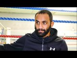Frampton WASHED UP, Selby weight-drained; I'll beat Josh Warrington, says KID GALAHAD