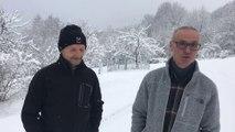 Le retour du loup dans les Vosges