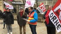 Manifestation des retraités