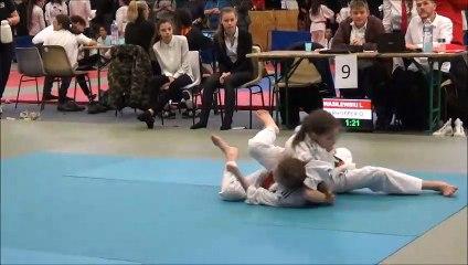 Dojo Ennery open judo benjamines Metz