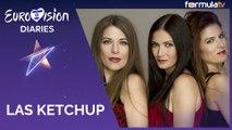 """Las Ketchup recuerdan su participación en Eurovisión 2006: """"Nosotras no decidimos nada"""""""