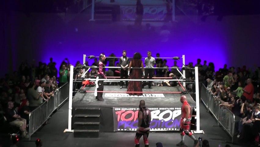 TRP - 10.21.16 - The Hardys vs. The Devil's Doormen