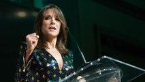 Marianne Williamson Announces Run For 2020 Presidential Election